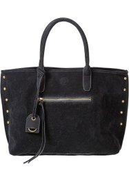 Henkeltasche mit Nieten, bpc bonprix collection