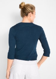 Strickbolero, 3/4-Arm, bpc bonprix collection