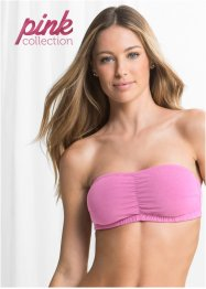 Bandeau-BH Bio-Baumwolle (2er-Pack), bpc bonprix collection