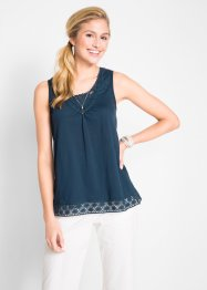 Top mit Spitze, bpc bonprix collection