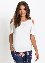 Cold-Shoulder-Shirt, BODYFLIRT