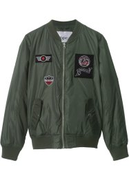 Pilotenjacke mit Badges, bpc bonprix collection