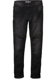 Skinny Fit Stretch-Jeans, John Baner JEANSWEAR