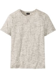 Meliertes T-Shirt Regular Fit, bpc bonprix collection