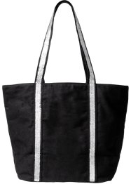 Shopper mit Pailletten, bpc bonprix collection