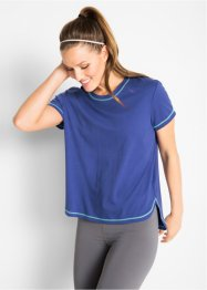 Kurzarm-Sport-Shirt, bpc bonprix collection