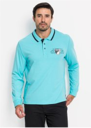 Langarmpoloshirt, bpc selection