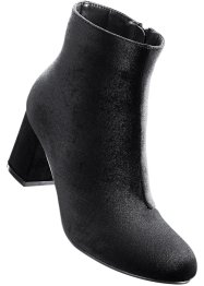 Stiefelette aus Samt, bpc bonprix collection