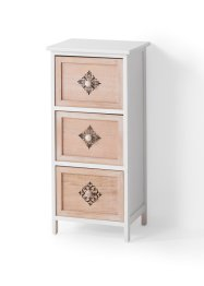 Badezimmer Schrank mit Ornament, bpc living bonprix collection