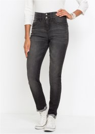 Komfort-Stretch-Jeans High Waist Slim, John Baner JEANSWEAR