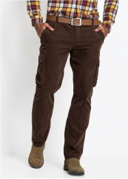Cargo-Cordhose Regular Fit, bpc bonprix collection