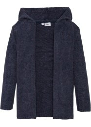 Chenille-Strickcardigan, bpc bonprix collection