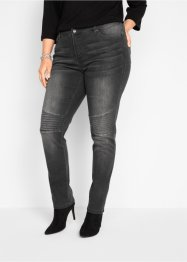 Biker-Jeans – designt von Maite Kelly, bpc bonprix collection