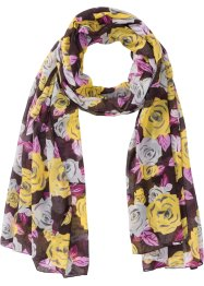 Tuch mit Blumenprint, bpc bonprix collection