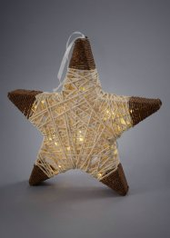 "LED-Deko-Stern ""Star"", bpc living"