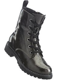 Stiefelette aus Lack, bpc bonprix collection