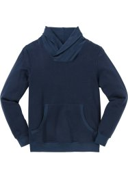 Sweatshirt mit Schalkragen Regular Fit, bpc selection