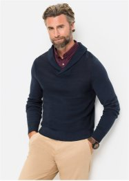 Pullover mit Hemdeinsatz, bpc selection