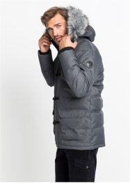 Funktions-Stepp-Winterparka Regular Fit, RAINBOW