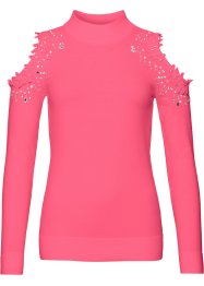 Pullover mit Cut-Outs, BODYFLIRT boutique