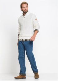 Classic Fit Thermojeans, Straight, John Baner JEANSWEAR
