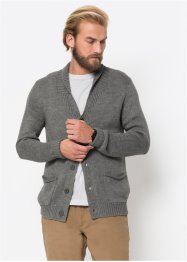 Strickjacke Regular Fit, John Baner JEANSWEAR