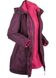 3 in 1 -Funktions-Outdoorjacke, bpc bonprix collection
