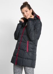 Warme Funktions-Stepplangjacke, bpc bonprix collection