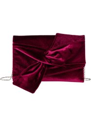 Clutch samt, bpc bonprix collection