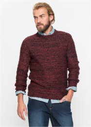 Melierter Pullover, bpc bonprix collection