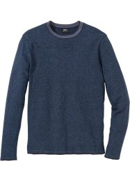 Pullover mit recycelter Baumwolle, bpc bonprix collection