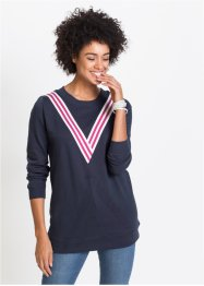 Long- Sweatshirt, John Baner JEANSWEAR