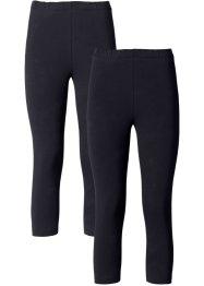 Capri-Leggings (2er-Pack), BODYFLIRT