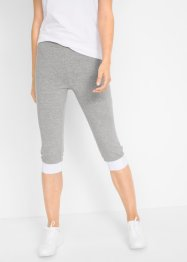 Capri Leggings, 3/4-Länge, Level 1, bpc bonprix collection