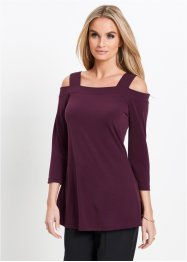 Cold-Shoulder-Longshirt, bpc selection premium