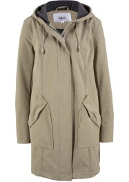 Softshell-Parka mit Kapuze, bpc bonprix collection