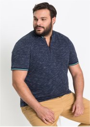 T-Shirt meliert Slim Fit, bpc selection