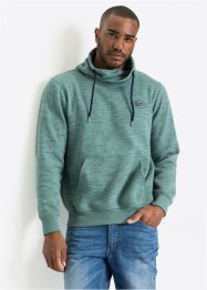 Sweatshirt mit Schalkragen, bpc bonprix collection