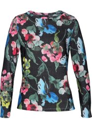 Pullover mit Blumenprint, bpc selection