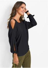 Shirt mit cold shoulder, bpc selection
