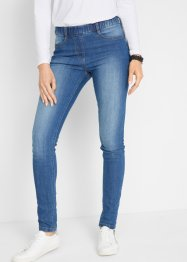 Jeans-Jeggins mit Komfortbund, Straight, bpc bonprix collection
