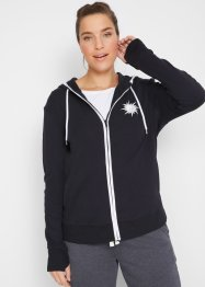 Baumwoll Shirtjacke, langarm, bpc bonprix collection