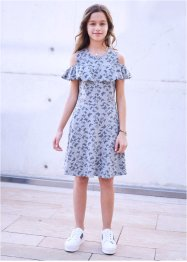 Kleid mit Volant, bpc bonprix collection