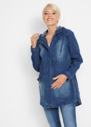 Umstandsparka aus Jeans, bpc bonprix collection