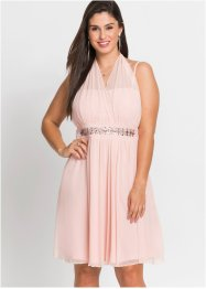 Kleid mit Strass Applikation, BODYFLIRT