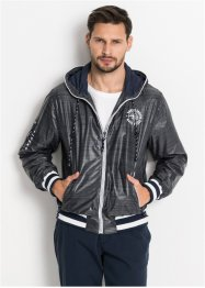 Windbreaker mit Kapuze, bpc bonprix collection