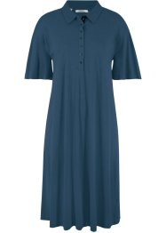 Shirtkleid mit Polokragen, bpc bonprix collection
