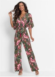 Jumpsuit mit Blumenprint, BODYFLIRT boutique