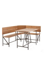 Eckbank-Set (2-tlg.Set), bpc living bonprix collection