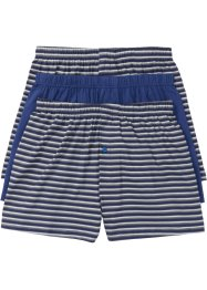Lockerer Jersey Boxershorts (3er-Pack), bpc bonprix collection